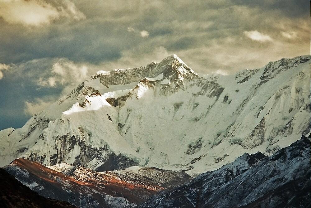 Ganga Purna (Nepal) by Harry Oldmeadow