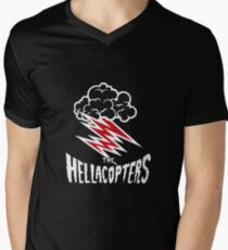 the hellacopters V-Neck T-Shirt