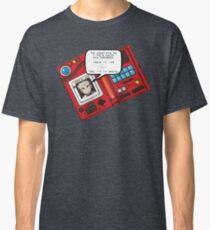 """Take My Pokedex With You. It's Empty.""  Classic T-Shirt"