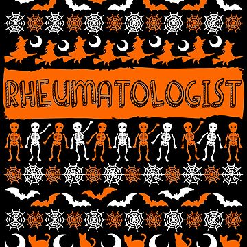 Cool Rheumatologist Ugly Halloween Gift t-shirt by BBPDesigns
