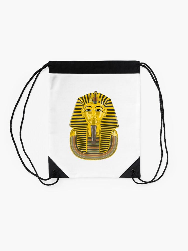 Alternate view of Pharaoh Drawstring Bag