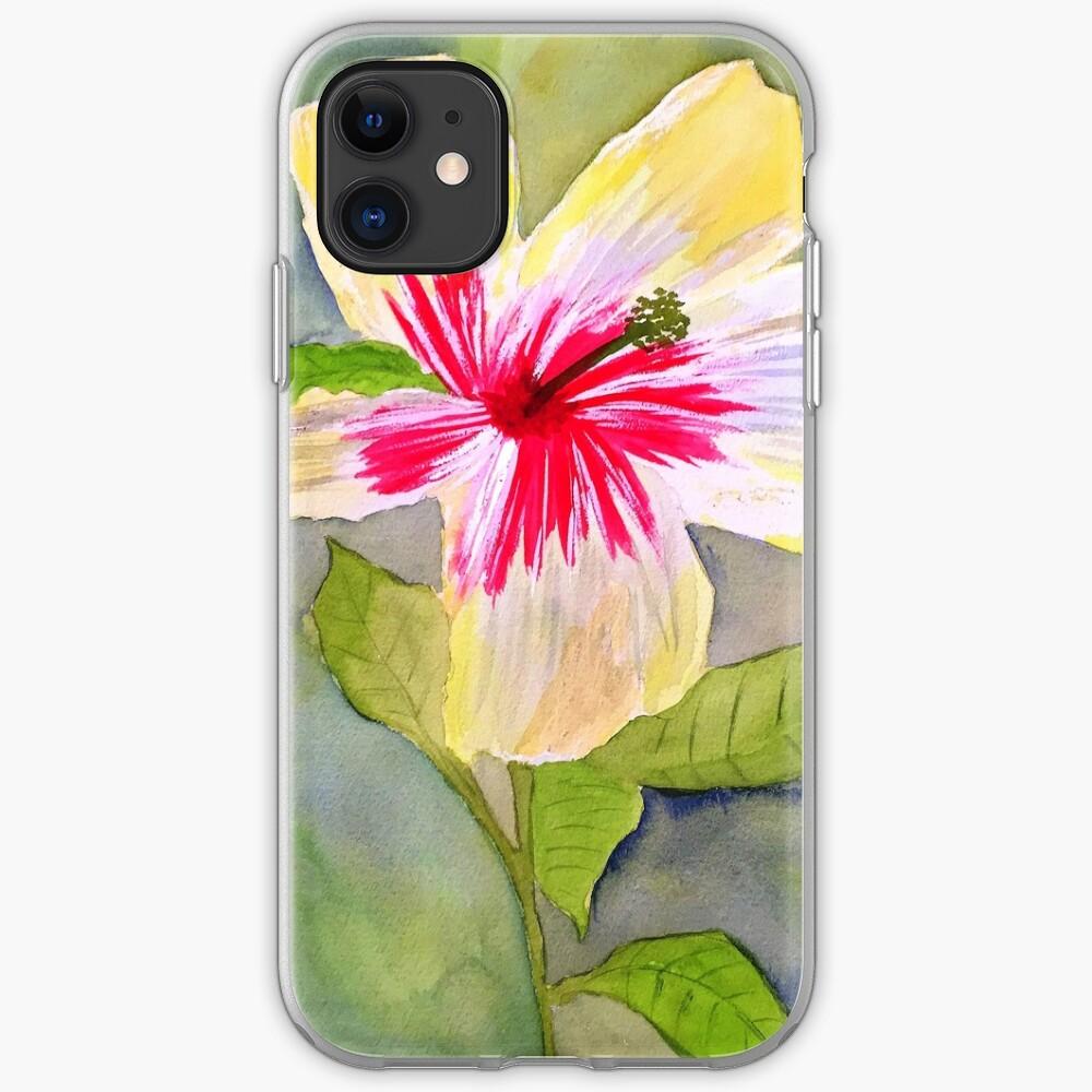 Hibiscus  iPhone Case & Cover