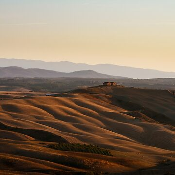 Val d'Asso, Siena, Tuscany, Italy by AndyJones