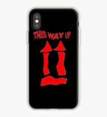 This Way Up !  iPhone Case