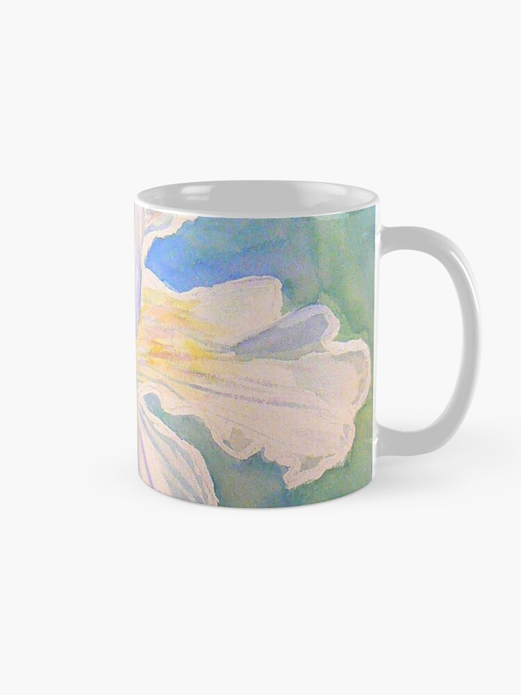 Alternate view of Immortality Iris Mug