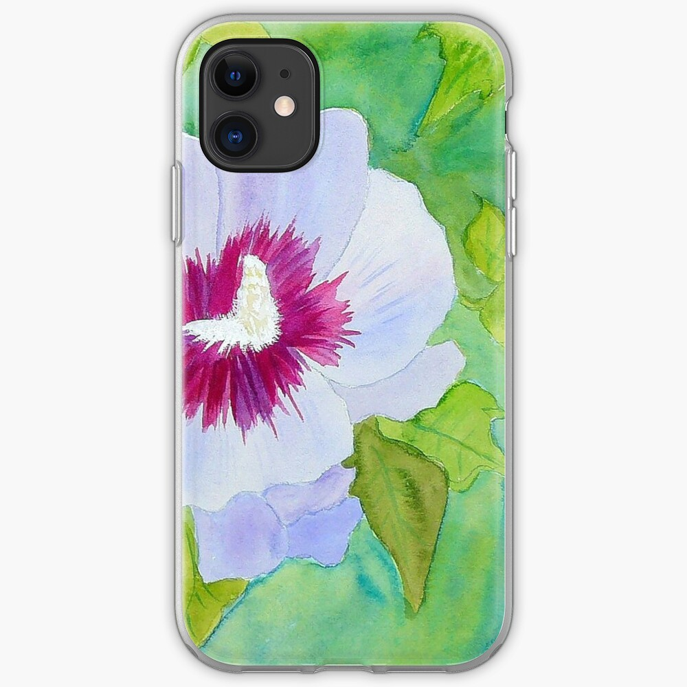 Rose of Sharon iPhone Case & Cover
