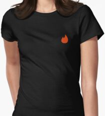 Tinder - App of the Year Women's Fitted T-Shirt