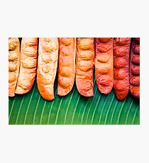Tropical Beans Photographic Print