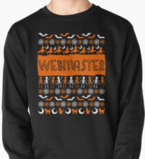 Cool Webmaster Ugly Halloween Gift t-shirt Pullover
