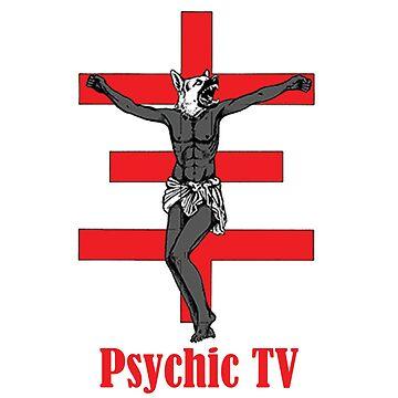 Psychic TV by ADesignForLife