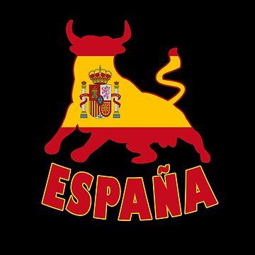 Spain / Espana bull by Rocky2018