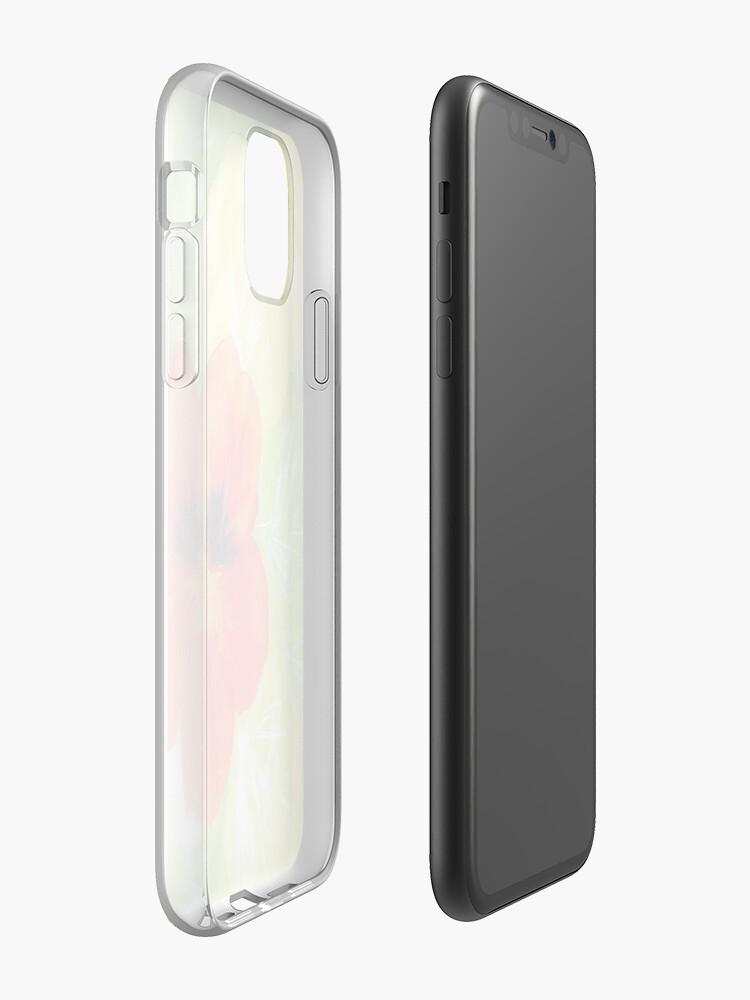 Alternate view of Nasturtium iPhone Case & Cover