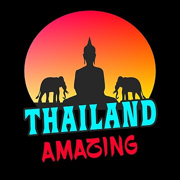 Thailand Amazing sunset by Rocky2018