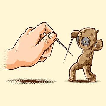 Fencing Voodoo by AlbertoArni