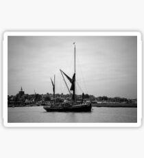 Thames Barge Sticker