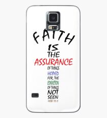 Faith Case/Skin for Samsung Galaxy