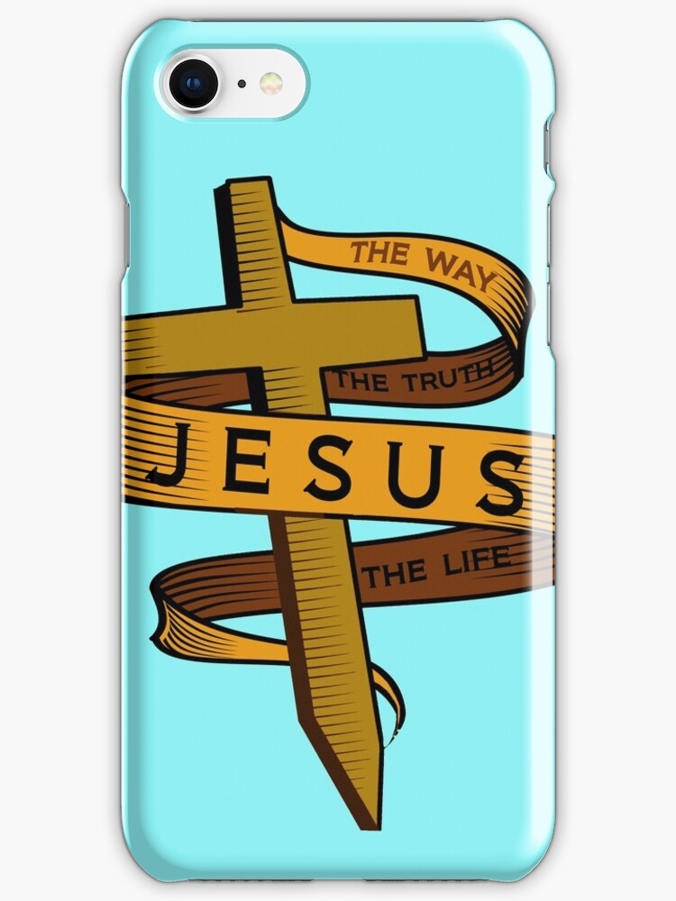 JESUS - THE WAY THE TRUTH THE LIFE by Calgacus