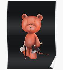 Grumble Bear Poster