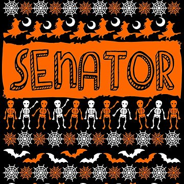 Cool Senator Ugly Halloween Gift t-shirt by BBPDesigns
