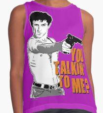 You talkin' to me? Contrast Tank