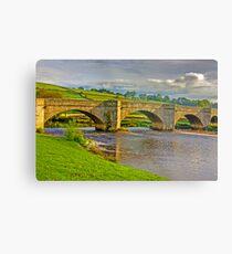 Packhorse Bridge - Burnsall Metal Print