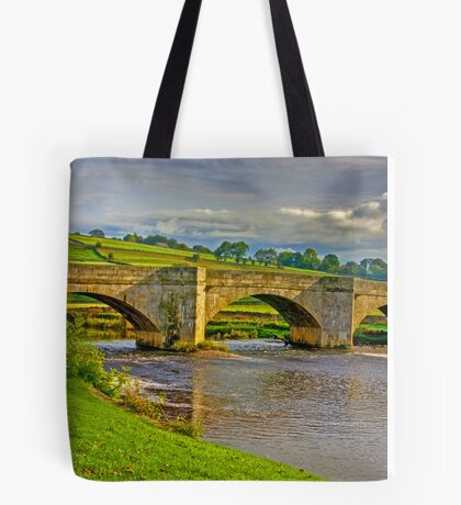 Packhorse Bridge - Burnsall Tote Bag