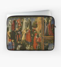 Paradise | Medieval  Representation of Paradise - On view at The Met Gallery 956 Laptop Sleeve