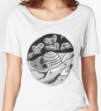 Igloo sketch Women's Relaxed Fit T-Shirt