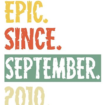 Epic Since September 2010 by Maka4
