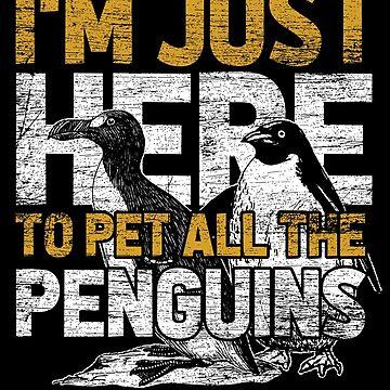 Penguins zoo by GeschenkIdee