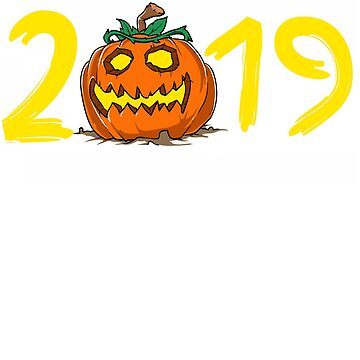 Funny Pumpkin 2019 by iwaygifts