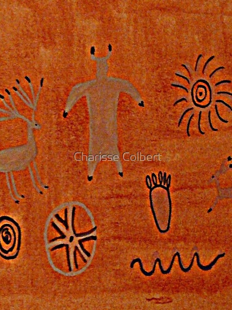 Petroglyph by charissecolbert
