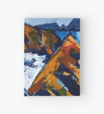 Rocky Surf Hardcover Journal