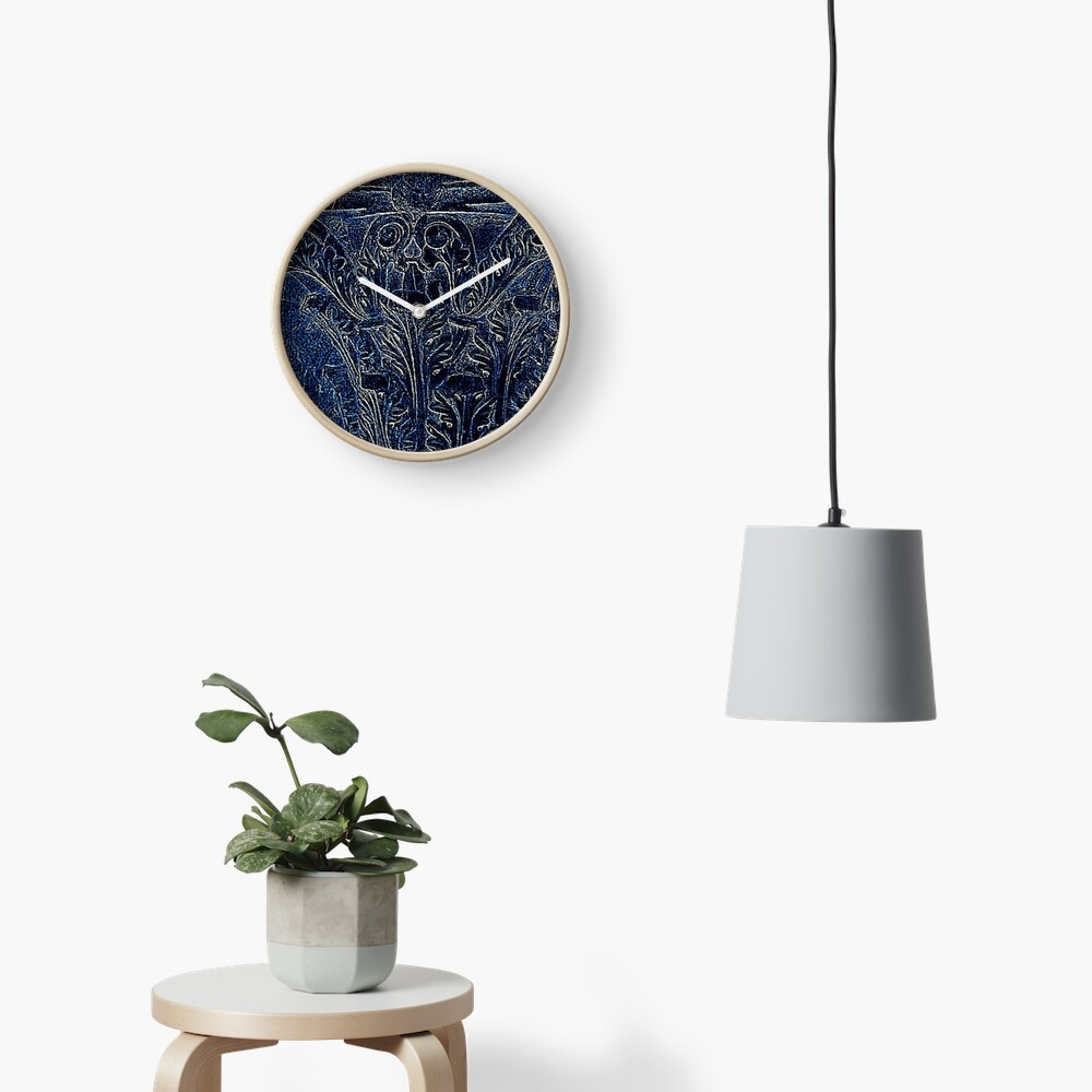 Corinthian Clock