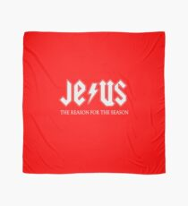 Jesus is the Reason For Season Scarf