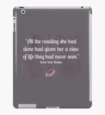 A View of Life... iPad Case/Skin