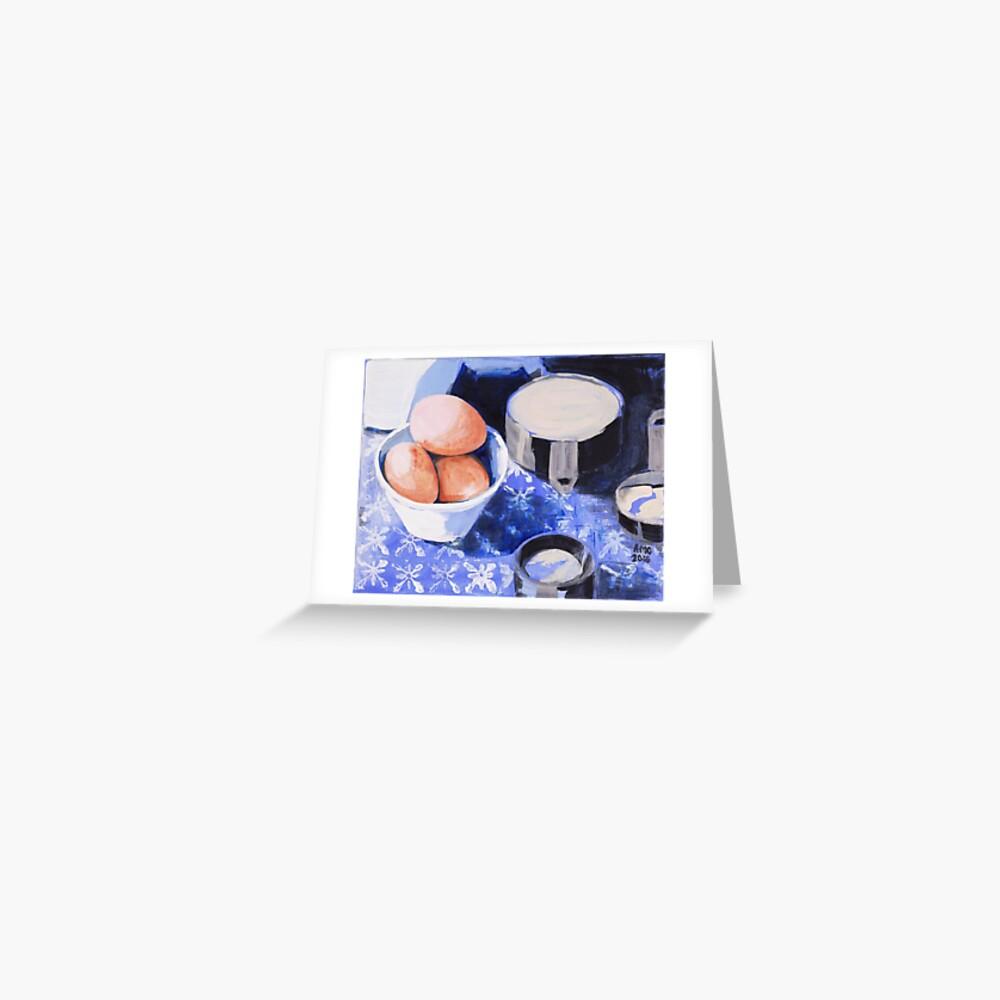 Nonni's Recipe Greeting Card