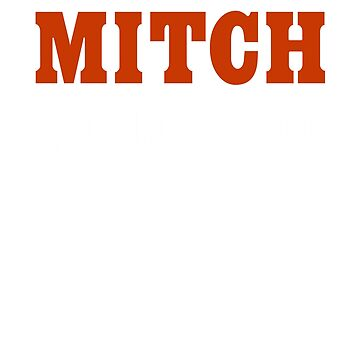 Mitch Please by corbrand