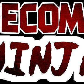 Become a Ninja by jasperDesigns