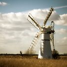 Thurne Windmill! by Carole Stevens