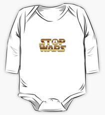 Stop Wars One Piece - Long Sleeve