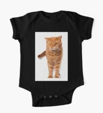 Big red cat One Piece - Short Sleeve