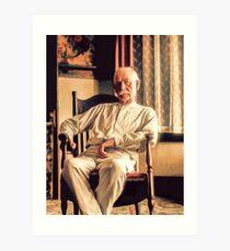 Wyatt Earp, Lawman of the Old West Art Print