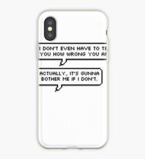 Actually.... iPhone Case