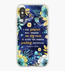 I can survive iPhone Case