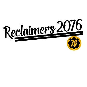 Reclaimers 2076 by dopefish