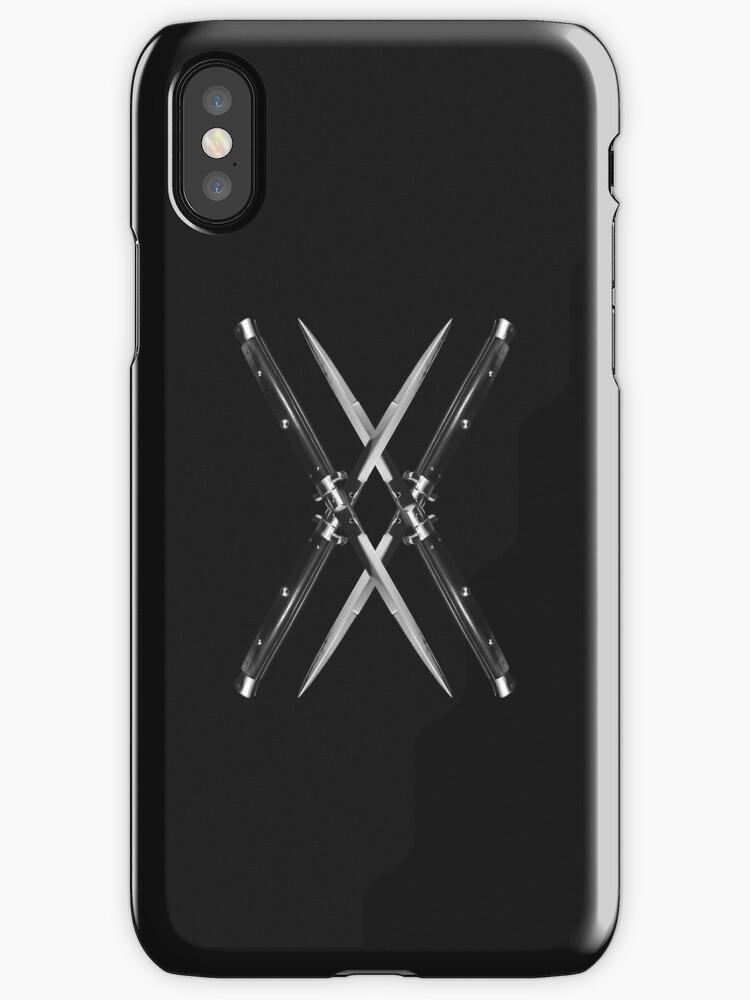 Switch Blade X by MR BRINDLE