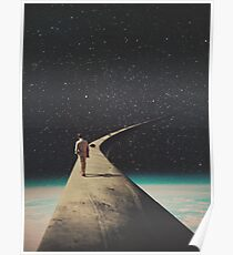 We chose This Road My Dear Poster