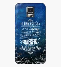 Libraries Case/Skin for Samsung Galaxy