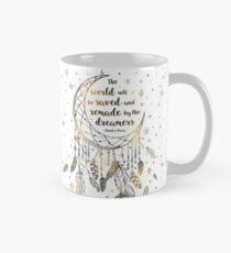 The world will be saved Mug
